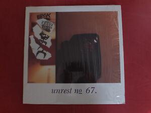 Unrest  no 67 -  Fuck Pussy Galore 1993 Reissue of 1987 Debut Matador Teenbeat