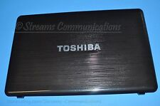 "TOSHIBA Satellite P755-S5381 15.6"" Laptop LCD Back Cover w/ Webcam + Antenna"