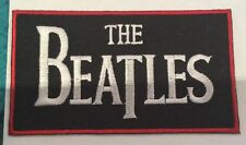 THE BEATLES IRON ON  PATCH BUY 2 GET ANOTHER  1  OF THESE FREE