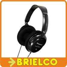 Auriculares diadema Panasonic Rp-ht225 cascos DJ reversibles