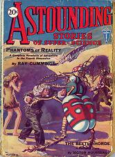 VOL 1 - Astounding Stories Magazine - Golden Age of SF Audiobook Mp3 CD