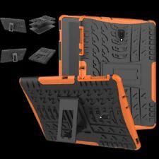 Hibrido Exterior Funda Protectora Naranja para Samsung Galaxy Tab S4 10.5 T830