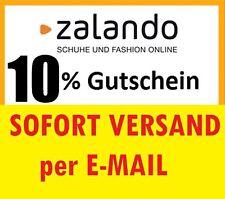 2X 10% Zalando Gutschein auf ALLES - BESTANDS- & NEUKUNDEN SCHNELLVERSAND