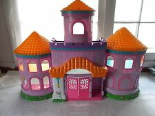 Mattel Dora The Explorer Castle Dollhouse 2005