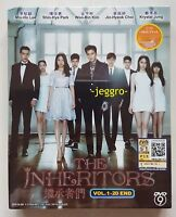 Korean Drama DVD The Heirs / The Inheritors (2013) ENG SUB R0 FREE SHIPPING