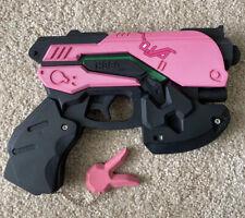 Overwatch D.Va Handmade Cosplay Full Size Gun - Pink & Black