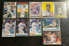 Max Muncy Lot(10) Topps Los Angeles Dodgers