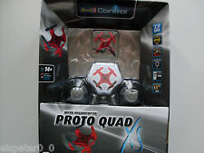 Proto Quad rot, Quadrocopter 4CH/2,4 GHz, Revell Control Hubschrauber, 23933