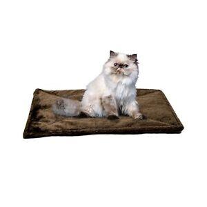 Furhaven Pet - Self-Warming Cat Bed Pad, Thermal Blanket Mat, Waterproof-Line...