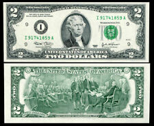 "UNITED STATES 2 DOLLARS USA. 2003 P 516 MINNEAPOLIS ""I"" UNC"