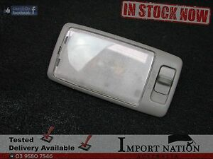 SUBARU SF FORESTER XT USED INTERIOR MAP / DOME / ROOF LIGHT LAMP - SECONDARY