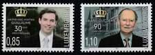 Luxemburg postfris 2011 MNH 1898-1899 - Jean en Guillaume