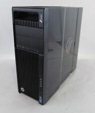 HP Z640 Workstation [F2D64AV] 2x1.90GHz 6CORE XEON E5-2609 V3 16GB 256GB SSD 1TB