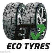 2X Tyres 255 50 ZR20 109Y XL Pirelli Scorpion Zero M+S C B 72dB