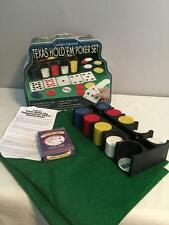Cardinal's Professional Texas Hold'em Poker Set