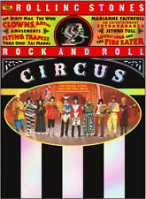 Rolling Stones Rock and Roll Circus - Compact Disc Region 2