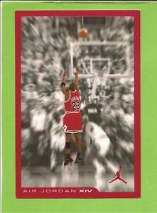 Air Jordan XIIII  Information Card