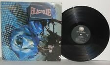 BLACK N BLUE Without Love LP 1985 Geffen Vinyl Tommy Thayer GHS24075 PLAYS WELL