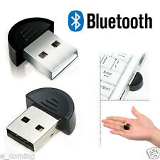 Bluetooth Mini USB 2.0 Dongle Adapter For PC LAPTOP WIN XP VISTA 7 8 iPhone 6S