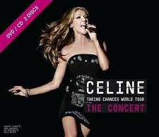 Taking Chances World Tour the Concert 2 CD - Celine Dion Columbia