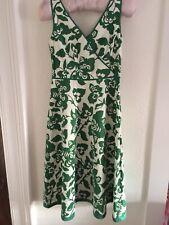 Boden Dress 10L 100% Cotton Spring Summer Season Smart Casual Versatile Pretty