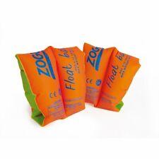Zoggs Swim Float Bands - 3-6 Years - Orange