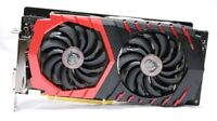 MSI NVIDIA GEFORCE GTX GAMING X 1060 6GB