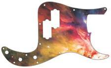 P Bass Precision Pickguard Custom Fender 13 Hole Guitar Pick Guard Orion Nebula