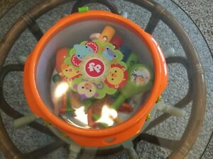 Fisherprice Rainforest Kids Toy Band Drum Set with Brio Xylophone Added !