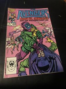 Avengers #269 VF+ 8.5