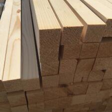 LISTELLO in legno di abete mis. 3,2 x 3,2 cm - lunghezza 1 mt