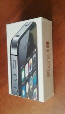 NEW SEALED Apple iPhone 4S 16GB black UNLOCKED