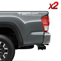 Set of 2: 2019 TRD OFF ROAD vinyl decals for Toyota Tacoma Tundra 4Runner