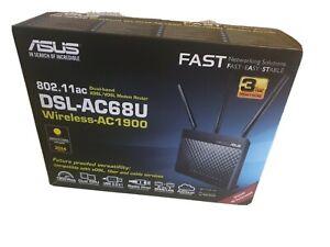 ASUS AC68U Wireless Gigabit Router (AC1900 ), ovp