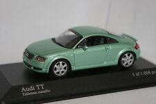 Minichamps 1/43 - Audi TT Verte Clair