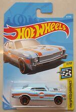 Hot Wheels Basic - '68 Chevy Nova - Gulf
