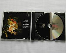 L.CRAWFORD-M.MEYERSON/Gaspard LE ROUX Pieces de clavecin GERMANY CD HMC 901660