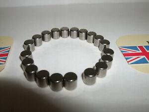 """z TRIUMPH BSA """"CORRECT"""" Rollers 57-0394/42-3206 1937-1985 1/4"""" x 15/64"""" €FA MR21"""
