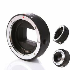 Full Frame AF Auto Focus For Canon EF EF-S Lens to Sony E NEX-5 6 A7III Adapter