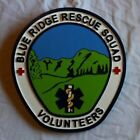 Blue Ridge Search and Rescue Volunteers 3D routed patch plaque sign Custom