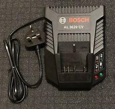 Bosch Genuine AL 3620 CV 36V  Li-ion Battery Charger