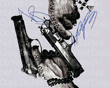 Boondock Saints signed Reedus Flanery 8X10 photo picture poster autograph RP 2