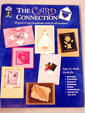 The Card Connection Craft Book Instructional Guide DIY Valentines Cards Birthday