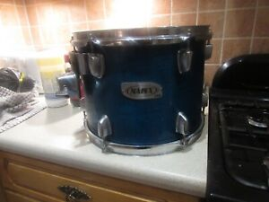 MAPEX VXB 12 X 9 Tom Tom in unmarked Teal wood finish