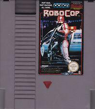 Robocop Nintendo Entertainment System (NES) Francia-NES-CP-fra