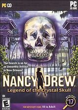 Nancy Drew: Legend of the Crystal Skull  # 17 PC Game
