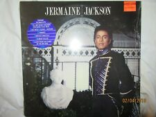 Jermaine Jackson Self Titled LP  W/Shrink & Hype Sticker EX 1984