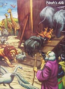 Jigsaw puzzle Biblical Noah's Ark 1000 piece NEW Made in the USA