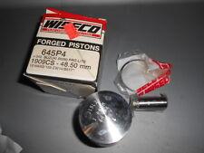 NOS Suzuki RM80 Wiseco Piston Kit 0.40 ( 48.50mm ) 645P4