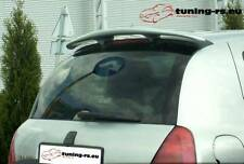 Renault Clio II Rear Roof Spoiler tuning-rs.eu
